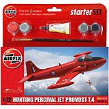 "Подарочный набор Airfix ""Самолет Hunting Percival Jet Provost T3"" 1:72"