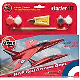 """Подарочный набор Airfix """"Истребитель RAF Red Arrows Gnat """" 1:72"""