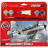 """Подарочный набор Airfix """"Истребитель Messerschmitt Bf109EAirfix3 """" 1:72"""