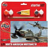 """Подарочный набор Airfix """"Истребитель North American Mustang IV """" 1:72"""