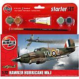 """Подарочный набор Airfix """"Истребитель Hawker Hurricane MkI """" 1:72"""