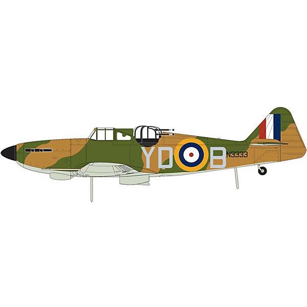 """Подарочный набор Airfix """"Истребитель Boulton Paul Defiant Mk.I"""" 1:72"""