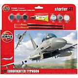 """Подарочный набор  Airfix """"Истребитель Eurofighter Typhoon"""" 1:72"""