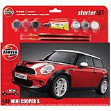 """Подарочный набор  Airfix """"Автомобиль MINI Cooper S"""" 1:32"""