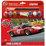"""Подарочный набор  Airfix """"Автомобиль Ford 3 Litre GT"""" 1:32"""