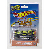 Машинка для трэка KidzTech, Hot Wheels, 1:43 -#1 (Зелено-черная)