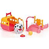 """Игровой набор Spin Master """"Chubby Puppies"""" Детская площадка с далматинцем"""
