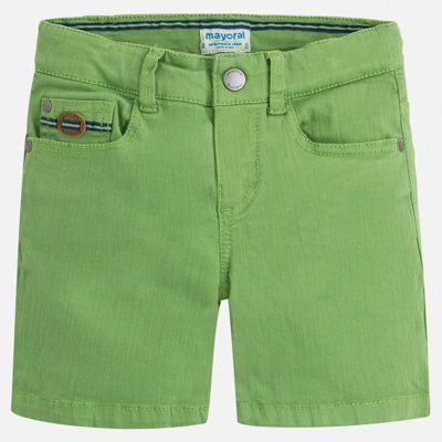 Шорты Mayoral для мальчика - зеленый