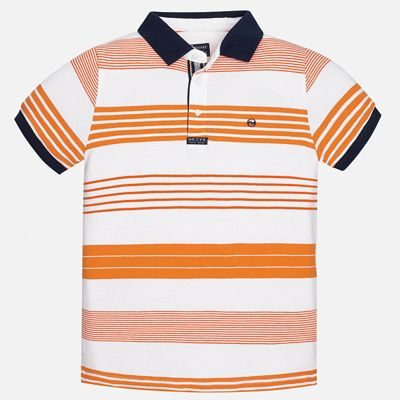 Футболка Mayoral для мальчика - оранжевый