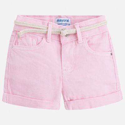 Шорты Mayoral для девочки - розовый