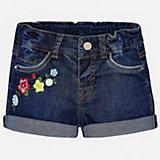 Шорты джинсовые Mayoral для девочки