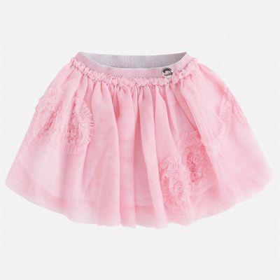 Юбка Mayoral для девочки - розовый