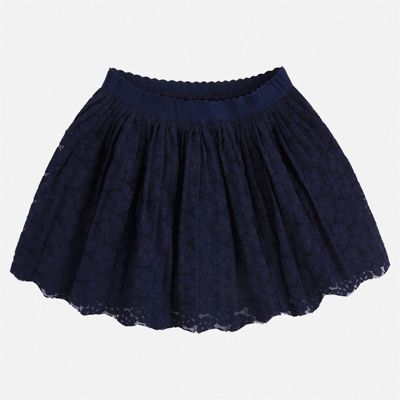 Юбка Mayoral для девочки - синий