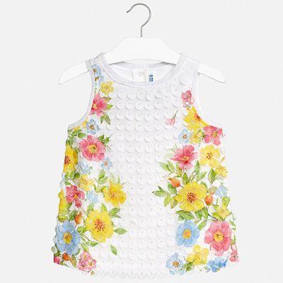 Блуза Mayoral для девочки - желтый