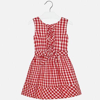Платье Mayoral для девочки - красный