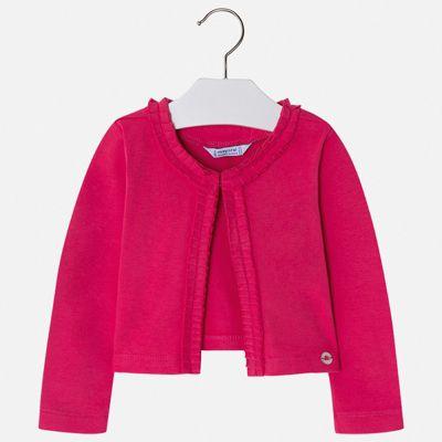 Кардиган Mayoral для девочки - розовый