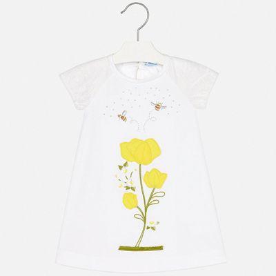 Платье Mayoral для девочки - желтый