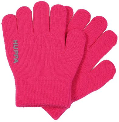 Перчатки LEVI Huppa - розовый