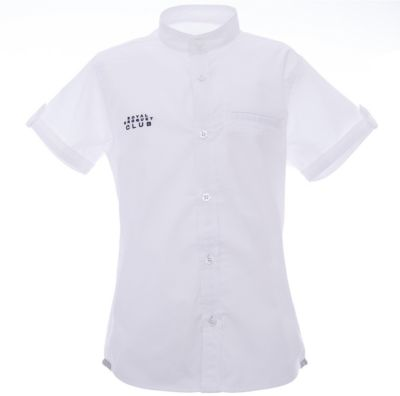 Рубашка iDO для мальчика - белый