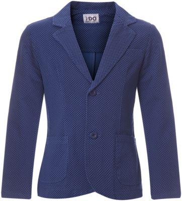 Пиджак iDO для мальчика - синий