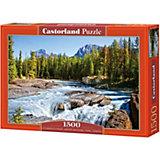 """Пазл Castorland """"Нацианальный парк, Канада"""" 1500 деталей"""