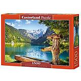 """Пазл Castorland """"Озеро, Австрия"""" 1500 деталей"""