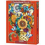 """Пазл Castorland """"Живопись, Цветы"""" 1500 деталей"""