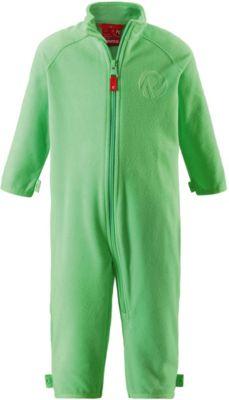 Флисовый комбинезон Reima - зеленый