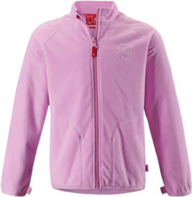 Флисовая кофта Reima - розовый