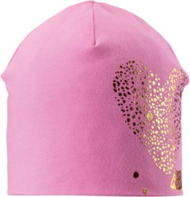 Шапка Lassie для девочки - розовый