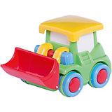 Мини-машинка Little Tikes Моторы Зеленый экскаватор