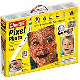 """Пиксельная мозаика Quercetti, """"Фото"""", 6400 деталей"""