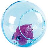 """Игровой шар для питомца Spin Master """"Zhu Zhu Pets"""", 16 см, голубой"""