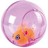 """Игровой шар для питомца Spin Master """"Zhu Zhu Pets"""", 16 см, розовый"""