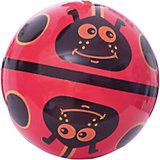 "Мяч Dema-Stil ""Божья коровка на поле"", 23 см"