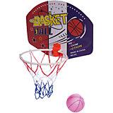Набор Shantou Gepai для игры в баскетбол с щитом и мячом