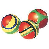 Мяч  с рисунком,15,5 см, в ассортименте