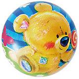 """Детский мяч Shantou Gepai """"Медвежонок"""", 22 см"""