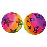 """Мяч Shantou Gepai """"Радужный"""", 22 см,  ассортименте"""