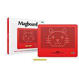 """Магнитный планшет для рисования """"Magboard"""", красный"""