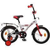 """Велосипед Novatrack 14"""", ASTRA, белый"""