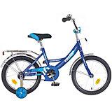"""Велосипед Novatrack 16"""", VECTOR, синий"""