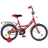 """Велосипед Novatrack 16"""", URBAN, красный"""