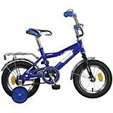 "Велосипед Novatrack 12"", COSMIC, синий"