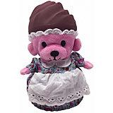 "Игрушка ""Медвежонок в капкейке"" Cupcake Bears, Шокко"