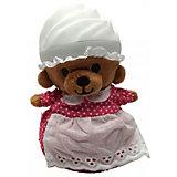 """Игрушка """"Медвежонок в капкейке"""" Cupcake Bears, Полли"""