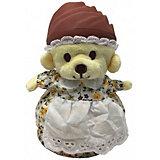 """Игрушка """"Медвежонок в капкейке"""" Cupcake Bears, Флора"""