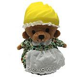 """Игрушка """"Медвежонок в капкейке"""" Cupcake Bears, Лимонка"""