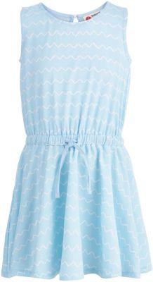Платье Button Blue для девочки - голубой