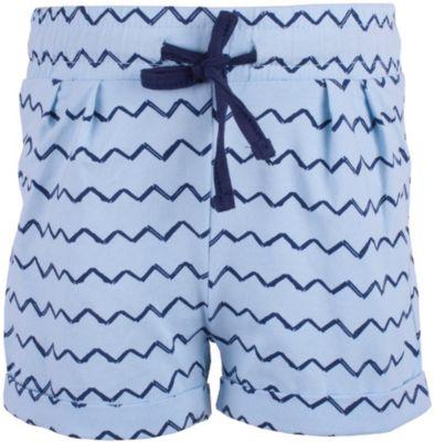 Шорты Button Blue для девочки - голубой